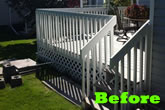 Sample of custom deck work