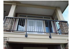 Awnings and Railings