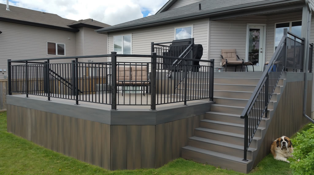 decks in Lloydminster Alberta